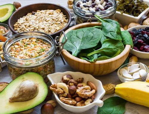 Les différents aliments contenant du potassium et du magnésium